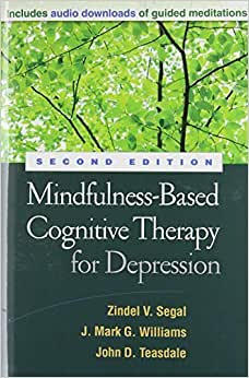 Mindfulness and depression mark williams