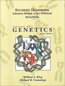 Genetics A Conceptual Approach Solutions Manual