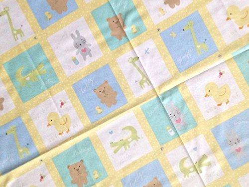 Teddy Bears & Duckies Pastel