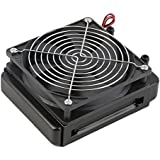 Alcoa Prime Newest 120mm Water Cooling CPU Cooler Row Heat Exchanger Radiator With Fan For PC Wholesale And Hot Sale