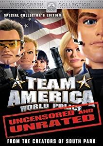 "Cover of ""Team America: World Police"""