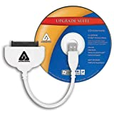 Apricorn SATA Wire Notebook Hard Drive Upgrade Kit ASW-USB-25 (White)
