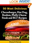 50 Most Delicious Cheeseburger, Hot D...