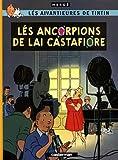echange, troc Hergé - Lés Aivantieures de Tintin : Lés ancorpions de lai Castfiore : Edition en bourguignon