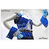 DISSIDIA FINAL FANTASY ジタン・トライバル風 コスプレ衣装 男女XS-XXXL オーダーサイズも対応