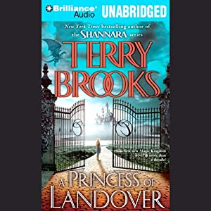 A Princess of Landover | [Terry Brooks]
