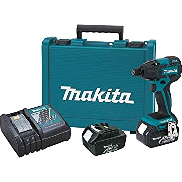 Makita LXDT08 18-Volt LXT Lithium-Ion Brushless Impact Driver Kit