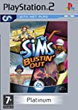 echange, troc The Sims Bustin Out Platinum [ Playstation 2 ] [import anglais]