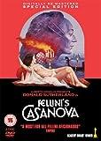 Fellini's Casanova packshot