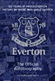 Official Everton Fc Autobiography