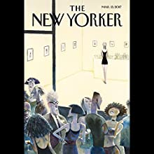 The New Yorker, March 13th 2017 (Adam Davidson, Ariel Levy, Amanda Petrusich) Periodical by Adam Davidson, Ariel Levy, Amanda Petrusich Narrated by Dan Bernard, Christine Marshall