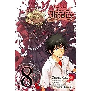 A Certain Magical Index, Vol. 8 (manga) (A Certain Magical Index (manga))