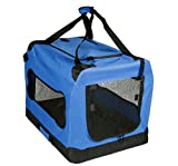 Mr. Peanut's® Deluxe Soft Sided Dog House Style Pet Carrier Crate * Available as 20, 24, 28 & 32