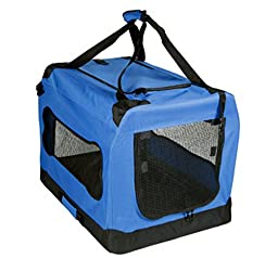 Mr. Peanut\'s® Deluxe Soft Sided Dog House Style Pet Carrier Crate * Available as 20, 24, 28 & 32\