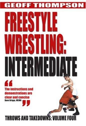 DVD Freestyle Wrestling - Intermediate