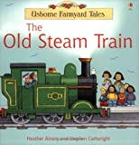 img - for Old Steam Train book / textbook / text book