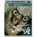 Das Testament Des Dr Mabuse [Masters of Cinema] (Dual Format Edition) [Blu-ray] [1933]by Fritz LANG