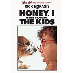 Honey, I Shrunk the Kids: Rick Moranis, Matt Frewer, Marcia Strassman, Kristine Sutherland, Thomas Wilson Brown, Jared Rushton, Amy O'Neill, Robert Oliveri, Carl Steven, Mark L. Taylor, Kimmy Robe