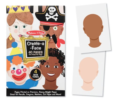 Melissa & Doug Create-A-Face Pad back-359958