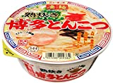 ニュータッチ 凄麺 熟炊き博多とんこつ 105g×12個