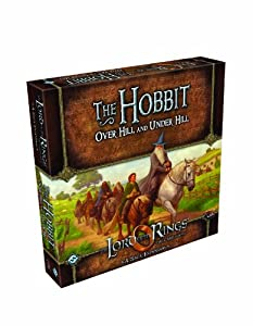 Lord of the Rings: The Card Game Expansion: The Hobbit: Over Hill and Under Hill