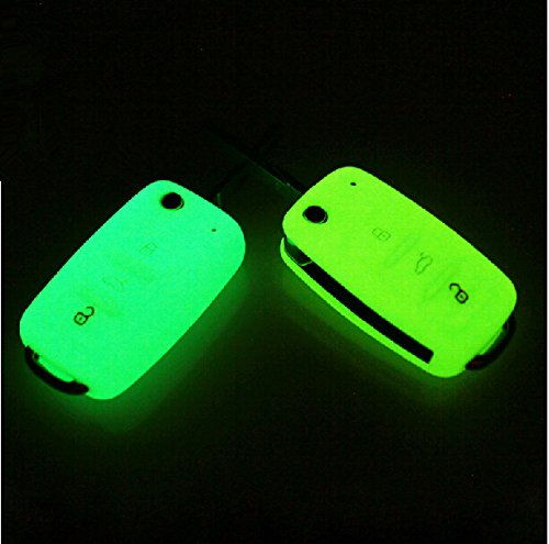 9-moon-silicone-luminous-remote-flip-key-protecting-key-case-cover-fob-holder-3-buttons-for-vw-volks