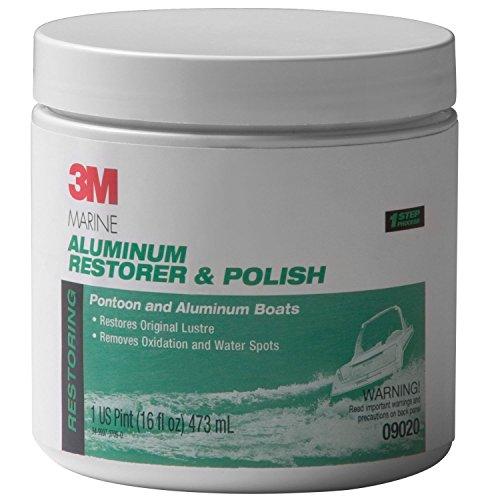 3M 09020 Marine Aluminum Restorer & Polish (Aluminum Polishing Compound compare prices)