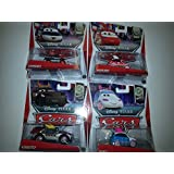 Disney Pixar Cars Lot Of 4 Tuner Cars: Includes Harumi, Suki, Kabuto And Chisaki!! All 4 In One Great Lot!!