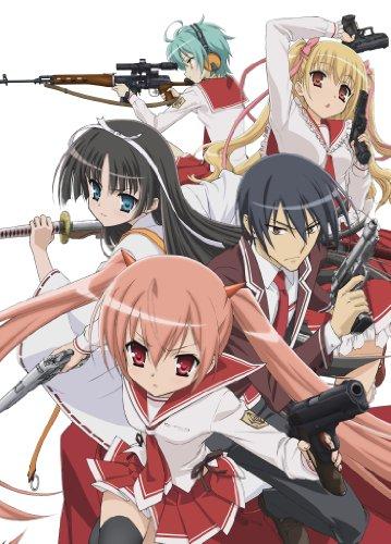 緋弾のアリア Bullet.7 [DVD]