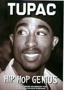 Tupac Shakur - Hip Hop Genius [DVD] [2006]