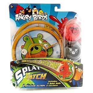 Angry Brids - Splat Catch