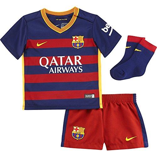 Nike 2015/16 Infant FC Barcelona Home Kit