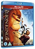 The Lion King 3D [Blu-ray + 3D] [UK