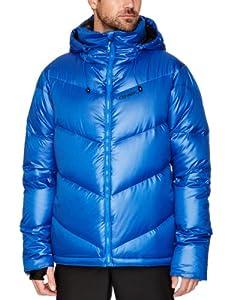 O'Neill Men's Transition Down Snow Jacket   -  Ocean Blue, Medium