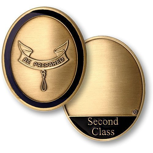 Second Class Scout