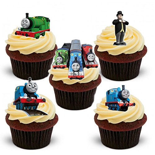 17-stand-up-thomas-the-tank-engine-edible-wafer-paper-cake-toppers-decorations