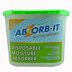 Abzorb-IT - Disposable Moisture Absorber Pack of 3(New)