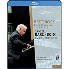 ... by Beethoven, Skb and Barenboim
