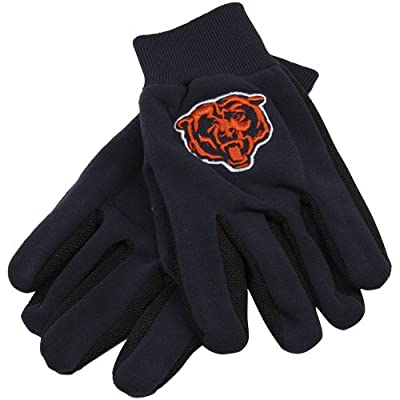 Chicago Bears Utility Work Gloves