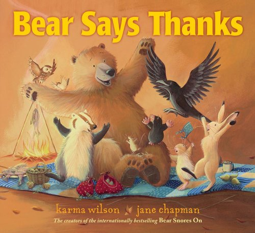 Bear Says Thanks (The Bear Books)