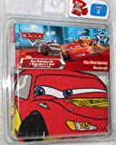 Disney Pixar Cars Lighting McQueen Boys Underwear Set - 1 Undershirt and 1 Brief, Size 8