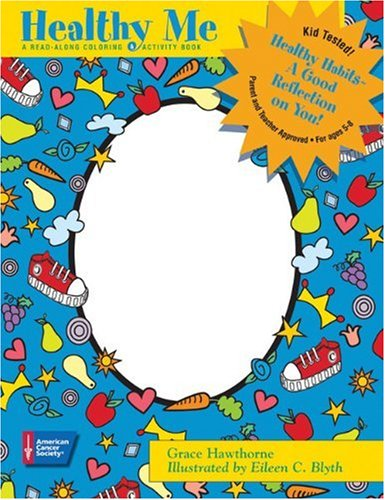 Healthy Me: A Read-Along Coloring & Activity Book