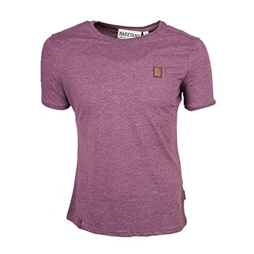 Naketano Male T-Shirt Italienischer Hengst V