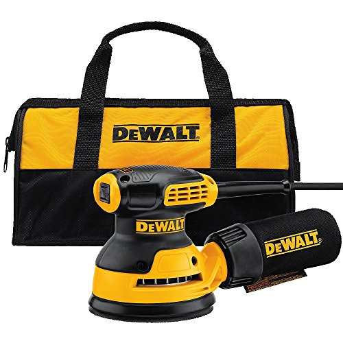 Best Deals! DEWALT DWE6421K Random Orbit Sander Kit, 5""