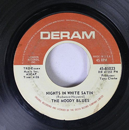 The Moody Blues - The Moody Blues - Nights in White Satin - Zortam Music