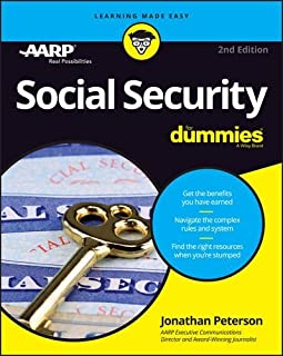 Book Cover: Social Security For Dummies