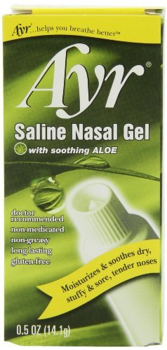 Saline Baby Nose front-990477