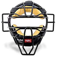 Buy Rawlings PWMX Face Mask (Black) by Rawlings