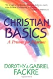 Christian Basics: A Primer for Pilgrims
