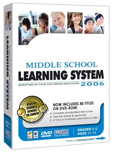 Fogware Middle School Learning System 2006